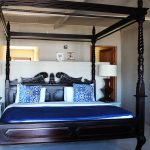Four Poster Bed at Plett River Lodge