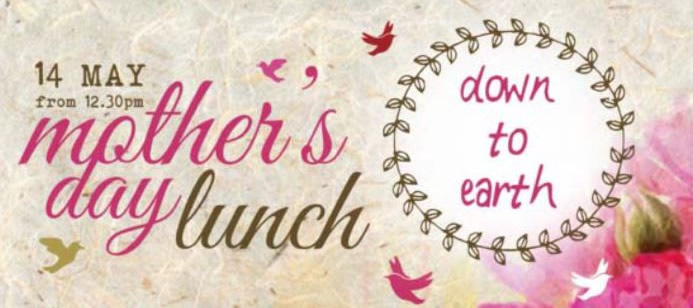 Mother's Day Special Sunday 14 May