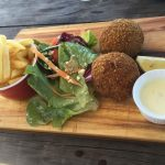 Down to Earth restaurant in Plett